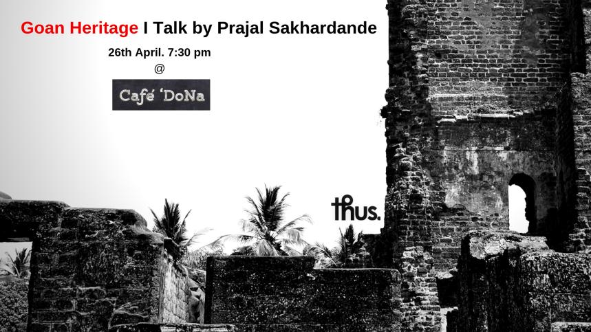 Goan heritage talk