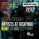In Conversation with Artists at Risk (AR) #mondayfixgoa Sept 28th 2020 7.30 pm