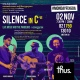 Silence in C+ve : Live Music and the Pandemic- A Conversation #mondayfixgoa Nov 2nd 7.30 pm