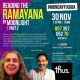 Reading the Ramayana by Moonlight (Part ||) | Arshia Sattar with Imran Ali Khan