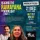 Reading Ramayana by moonlight - part 3| Dec 21st 7.30 pm 2020 #mondayfixgoa