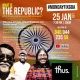What is The Republic | A Discussion - Jan 25th 7.30 pm